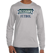 Titans - 949 Anvil Ringspun Long-Sleeve T-Shirt