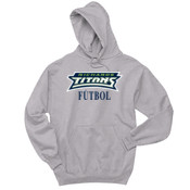 Titans - 996Y Jerzees Youth 8oz. NuBlend® 50/50 Pullover Hood